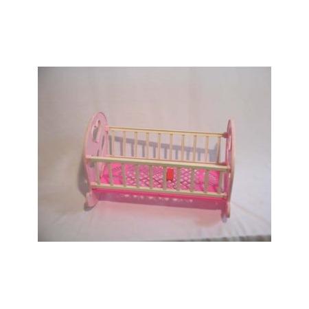 Купить Кроватка для кукол Огонек 1028