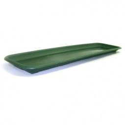 фото Поддон для ящика IDEA. Длина: 80 см. Цвет: зеленый