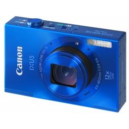 фото Фотокамера цифровая Canon IXUS 500 HS. Цвет: синий