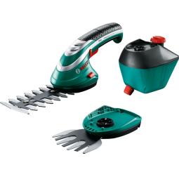 Купить Ножницы для травы и кустов с насадкой распылителем Bosch ISIO 3