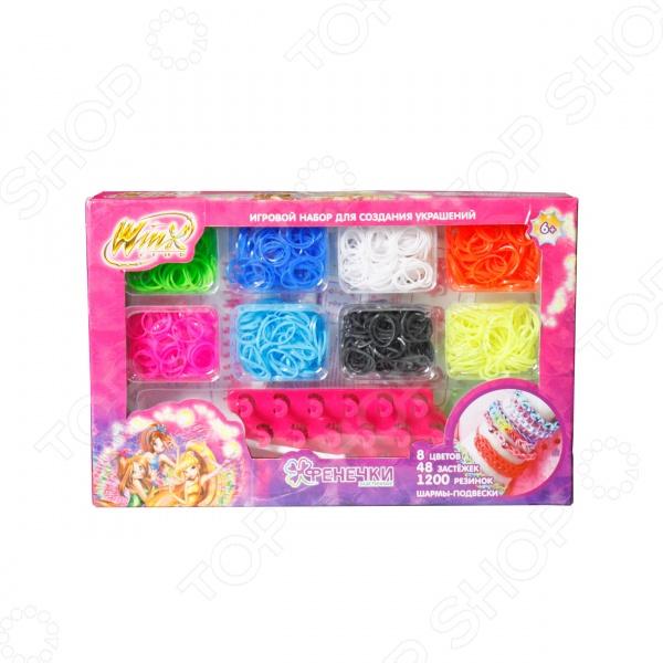 Набор для создания браслетов 1 Toy Winx Т58332