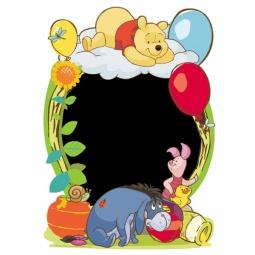 фото Доска для рисования Decoretto «Медвежонок Винни»