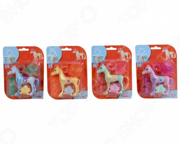 Набор игровой c фигуркой Simba «Лошадь». В ассортиментеФигурки супергероев и других персонажей<br>Товар продается в ассортименте. Цвет изделия при комплектации заказа зависит от наличия товарного ассортимента на складе. Набор игровой c фигуркой Simba Лошадь это увлекательный набор, который понравится вашему ребенку. Игрушка может стать частью большой игры с другими игровыми наборами, а кроме того, она создана для развития творческих способностей и основных социальных направлений развития ребенка. Ребенок может брать игрушку с собой на прогулку или поездку в автомобиле. Такие наборы отлично развивают мелкую моторику рук, фантазию, логическое и пространственное мышление.<br>