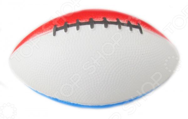 Мячик-антистресс TX31500, 31501-R «Регби». В ассортименте