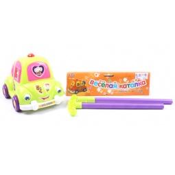 Купить Игрушка-каталка PlaySmart «Машинка»