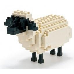 Купить Мини-конструктор Nanoblock «Овца»