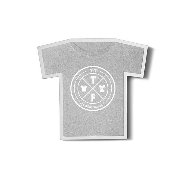 фото Рамка для футболки - фоторамка Umbra T-frame. Цвет: черный