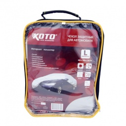 фото Чехол защитный для автомобиля KOTO. Размер: 483х165х120 см. Модель: CMF-126
