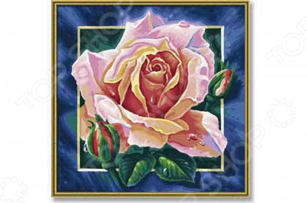 Набор для рисования по номерам Schipper «Роза»Наборы для рисования по номерам<br>Набор для рисования по номерам Schipper Роза это отличная раскраска, которая точно понравится любителям заниматься изобразительным искусством. Живопись по числам становится очень популярной, ведь картин огромное множество и вы можете подобрать именно то, что хочется вам. В процессе рисования человек открывает душу, чувствует связь с миром и со своей глубинной сущностью. Процесс рисования представляет собой процесс создания фантастического мира, в котором все будет идеальным. Во время раскрашивания ребенок развивает мелкую моторику пальцев, фантазию и усидчивость. Но, такая картина может стать прекрасным подарком и для взрослого человека, ведь рисование так успокаивает после трудового дня. Размер картины: 40 х 40 см.<br>