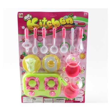 Купить Набор игровой для девочек Kitchen. Cooking Time 1717175. В ассортименте