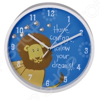 Часы настенные Hama H-123170