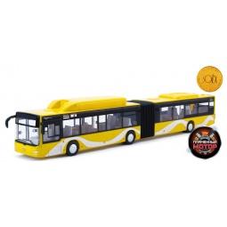 фото Машинка инерционная Пламенный Мотор «Автобус городской» MAN