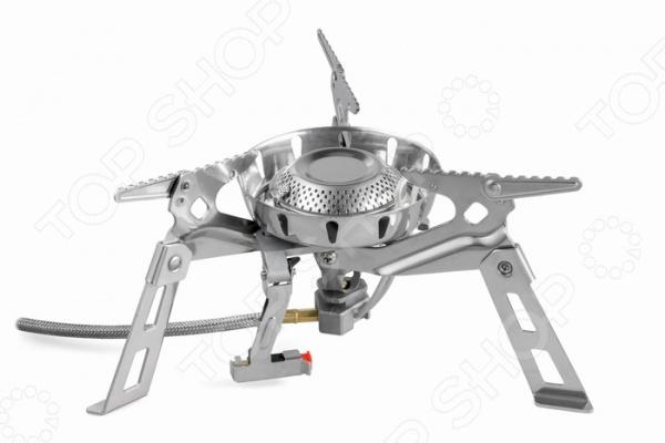 Горелка газовая Fire-Maple Hard rock FMS-123Горелки<br>Горелка газовая Fire-Maple Hard rock FMS-123 мини-инструмент для приготовления блюд в обустроенном лагере. Горелка с системой ППТ. Благодаря высокой температуре направленного пламени можно точечно нагреть кастрюлю и образовать румяную корочку. Горелка работает с баллонами всех типов. Зажигается от пьезоэлектрического элемента. Встроен шланг для установки баллона. Очень важно быть осторожным при использовании горелки во избежание серьезны ожогов, так как температура пламени чрезвычайно высока!<br>