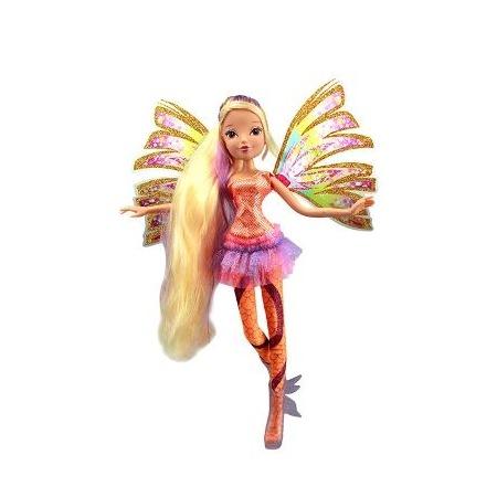 Купить Кукла Winx Club «Сиреникс-3. Магия цвета. Стелла»