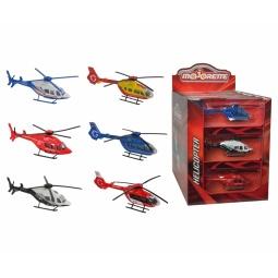 фото Вертолет коллекционный Majorette 2053131. В ассортименте