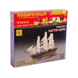 фото Сборная модель морского судна Моделист «Клипер Катти Сарк»