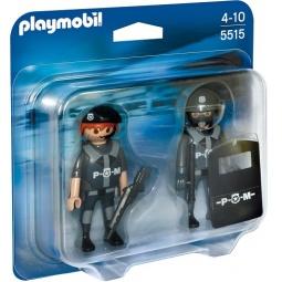 фото Конструктор игровой Playmobil «Полиция: Набор Полицейская команда»