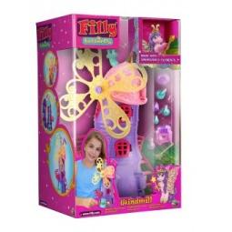 фото Игровой набор Dracco «Ветряная мельница. Бабочки с блестками»