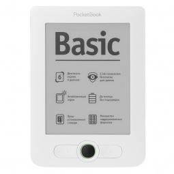 фото Электронная книга PocketBook 613. Цвет: белый