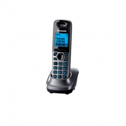 фото Радиотелефон Panasonic KX-TGA651. Цвет: серый