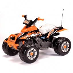 Купить Квадроцикл детский электрический Peg-Perego Corral T-Rex