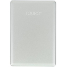 фото Внешний жесткий диск Touro S 1TB. Цвет: серебристый