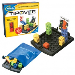 Купить Головоломка кубическая Thinkfun Tipover