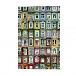 фото Визитница Mitya Veselkov «Маленькие окна»
