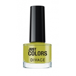 фото Лак для ногтей DIVAGE Just Colors. Тон: 13