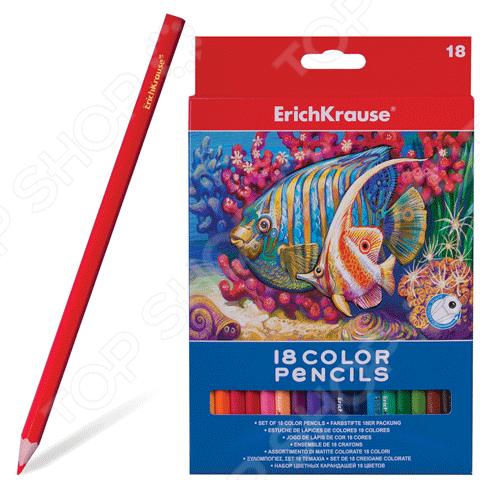 Набор карандашей цветных Erich Krause 32879