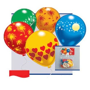 Купить Набор надувных шариков Everts 483186F N. В ассортименте