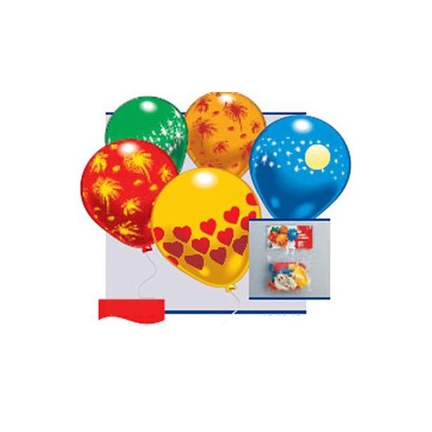фото Набор надувных шариков Everts 483186F N. В ассортименте