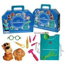 фото Игровой набор для ребенка Игрушкин «Ветеринар»