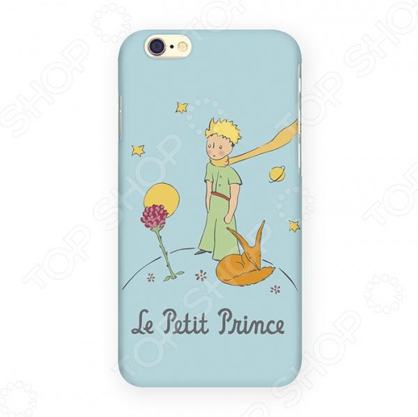 Чехол для iPhone 6 Mitya Veselkov «Маленький принц» чехол для карточек маленький принц принц на синем фоне дк2017 084