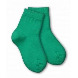фото Носки детские Teller Wool Cotton. Цвет: зеленый. Размер: 18-22