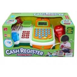 фото Игровой набор для девочки Shantou Gepai «Касса электронная. Мой магазин» 941412
