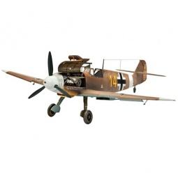 Купить Сборная модель истребителя Revell Messerschmitt Bf109 F-2/4