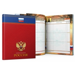Купить Дневник школьный Проф-Пресс «Символика РФ на ткани»