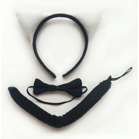 Купить Набор для карнавала Феникс-Презент 38761 «Черный котёнок»