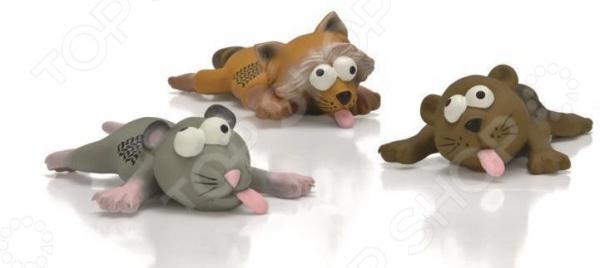 Игрушка для собак Beeztees «Животные в Нирване». В ассортименте