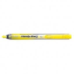 фото Маркер-текстовыделитель Pentel Handy-Lines. Цвет: желтый