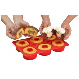 Купить Форма для выпечки Cupcake Secret