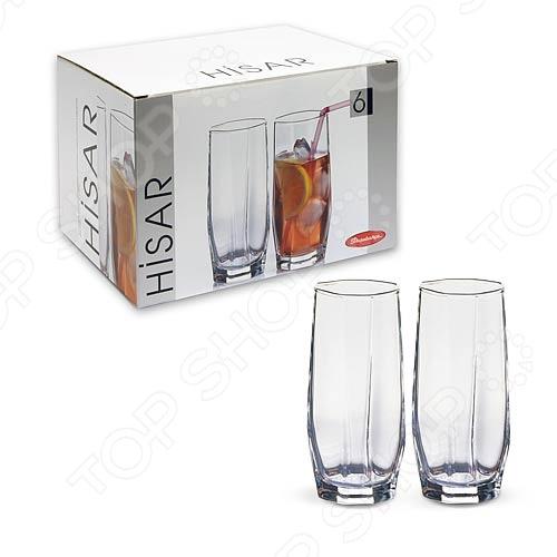 Набор стаканов PASABAHCE Hisar 42859