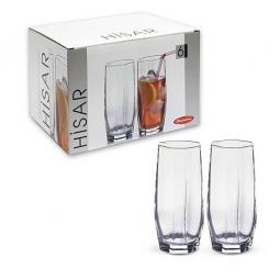 Купить Набор стаканов PASABAHCE Hisar 42859