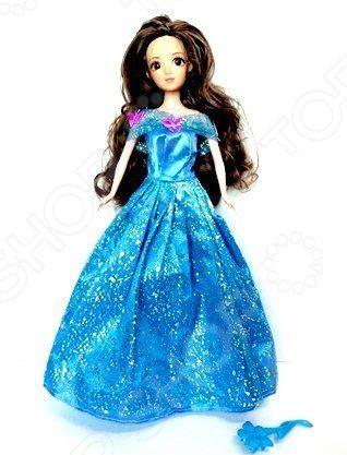 Кукла Shantou Gepai «Золушка»Куклы<br>Кукла Shantou Gepai Золушка станет хорошим подарком для вашей девочки. Как показывает практика, из всего обилия игрушек девочкам больше всего нравятся именно куклы. И игры с ними важны, поскольку развивают фантазию, помогают научить детей доброте и заботе, почувствовать ответственность по сути, ребенок представляет себя в роли матери . Кукла представлена в роскошном торжественном платье.<br>