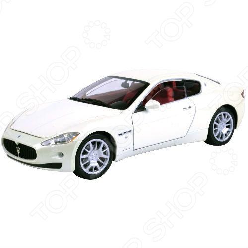 Модель автомобиля 1:18 Motormax Maserati Gran Turismo. В ассортименте