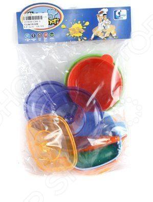 Набор посуды игрушечный Shantou Gepai с продуктамиНабор посуды игрушечный Shantou Gepai с продуктами - станет отличным подарком для маленькой хозяюшки. Красочный набор не оставит равнодушной ни одну девочку. Теперь ваша малышка сможет устраивать настоящие пиршества для своих любимых кукол. Подобные игры способствуют развитию фантазии у ребенка, помогают ему стать более самостоятельным, плавно знакомят малыша с взрослой жизнью . Кроме того, в процессе игры, девочка освоит основные правила сервировки стола, а так же узнает названия и назначение кухонной утвари.<br>
