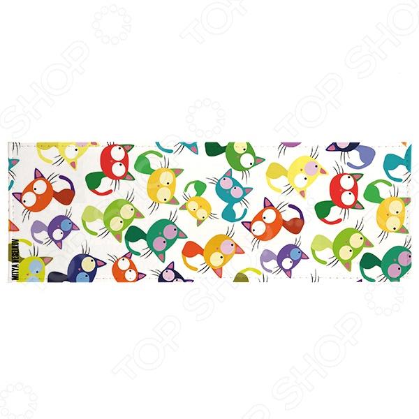 Обложка для студенческого билета Mitya Veselkov «Цветные кошки мешанина»Обложки для студенческих билетов<br>Обложка для студенческого билета Mitya Veselkov Цветные кошки мешанина это полезный и стильный аксессуар. С такой обложкой документ не порвется и не запачкается. А еще оригинальный внешний вид и безукоризненное исполнение подчеркнут индивидуальный стиль владельца. Обложка сделана из ПВХ, поэтому она достаточно проста и долговечна. Этот материал не подвержен истиранию и не пропускает влагу.<br>