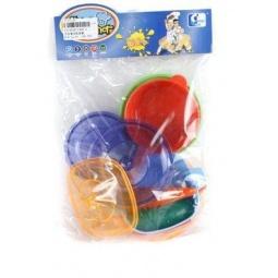 фото Набор посуды игрушечный Shantou Gepai с продуктами