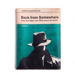 фото Обложка для паспорта Monkey Business A Novel «Детектив»